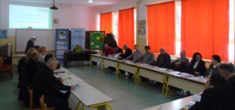 """OŠ """"Hašim Spahić"""": počeo dvodnevni Program treninga za energijske menadžere"""