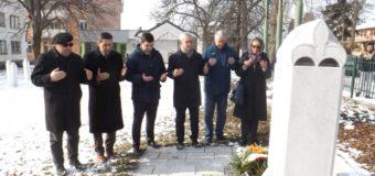Posjeta mezarjima i groblju u Brezi povodom Dana Općine Ilijaš i Dana nezavisnosti BiH
