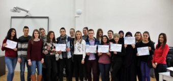Mjesna zajednica Mrakovo: Održana edukacija o samopouzdanju za mlade