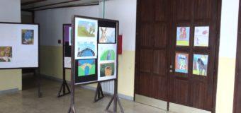 Izložba radova učesnika Likovne radionice