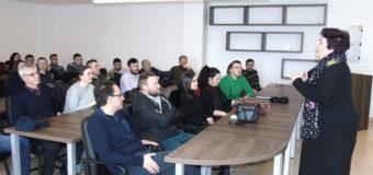 Biznis centar:  počela prezentacija i trening za aplikante YEP inkubatora poslovnih ideja