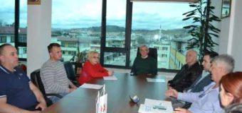 Sastanak predstavnika šest MZ i načelnika Akifa Fazlića