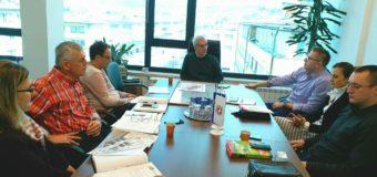 Održan sastanak sa predstavnicima kompanije MADI d.o.o. iz Tešnja