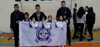Taekwondo klub Ilijaš-tri medalje na Državnom prvenstvu u Brčkom