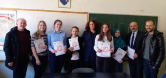 Održana općinska takmičenja iz geografije i matematike