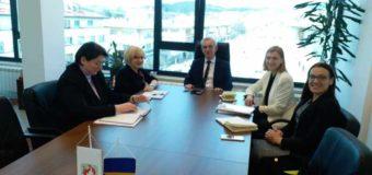 Sastanak predstavnika UNDP-a BiH i načelnika Fazlića