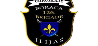Obavještenje o Skupštini Udruženja boraca 126. brigade