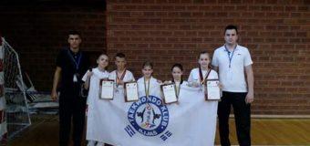 Uspješan nastup na federalnom prvenstvu u Čapljini za Taekwondo klub Ilijaš