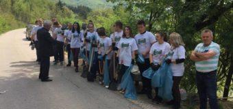 """Aktivnosti projekta """"Čista rijeka Bosna"""" i u Ilijašu"""