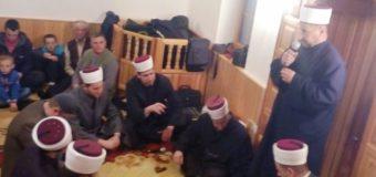 U džamiji u Sudićima ilijaški imami proučili mevlud za mubarek noć Lejletul Miradž