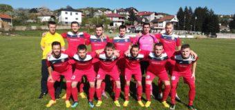 Gostujući poraz od 4:1 za ekipu NK Ilijaš