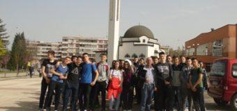 Učenici devetih razreda danas u posjeti Tunelu spasa