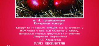 Najava tradicionalnog Vaskršnjeg koncerta u Ilijašu