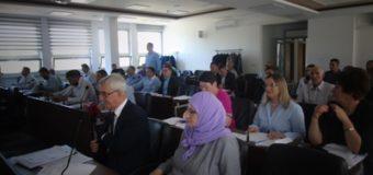 Održana 19.  sjednica Općinskog vijeća Ilijaš