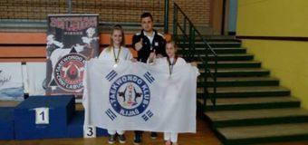 Novih devet medalja za Taekwondo klub Ilijaš