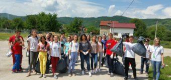 """Udruženje AMEKO realizovalo ekološku akciju """"Za čist i lijep naš Ilijaš 2018"""""""