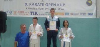 """Članovi KK """"Rašid Buća"""" osvojili sedam medalja u Usori"""