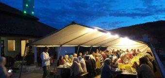 U Ljubnićima zajedničku radost iftara dijeli više od 130 postača