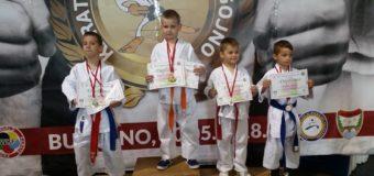 "Nove sjajne medalje za članove CBV ""Bunkai"""