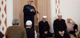 Glavni imam MIZ Sarajevo hafiz dr. Kenan Musić i delegacija u posjeti ilijaškim džematima
