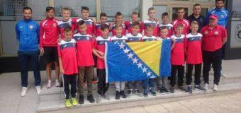 Ujedinjeni mladi ilijaški nogometaši i ove godine učestvuju na Internacionalnom turniru u Luzernu