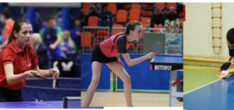 Ilijaški stonoteniseri na Balkanskom i Evropskom prvenstvu
