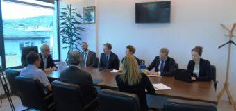 Visoka delegacija Britanske ambasade i GGF-a posjetila Općinu Ilijaš
