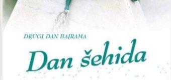 Program obilježavanja Dana šehida (16.06.2018.)