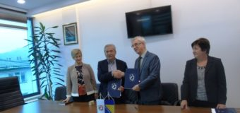 U Općini Ilijaš potpisan Ugovor o izgradnji filterskog postrojenja Sokolina u Srednjem