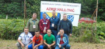 "Počeo XXII Memorijalni turnir ""Azmir Halilović"""
