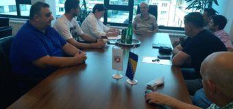 Sastanak načelnika i predstavnika NK Ilijaš i NK Jedinstva
