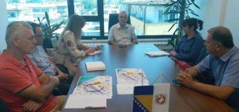 Radni sastanak sa predstavnicima firme AMA Adriatic