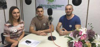 Džemail Jusupović i Mirzet Avdić, učesnici Marša mira- gosti popodnevnog programa RAI