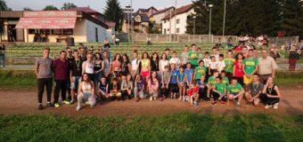 """Rezultati Memorijalnog Atletskog Mitinga """" Srebrenica 1995"""""""