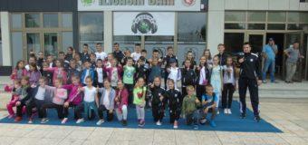 Sjajni članovi Taekwondo kluba Ilijaš prezentirali borilačke vještine