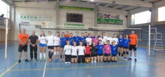 """Revijalna utakmica ŽOK """"Ilijaš""""-ŽOK """"Novi Grad"""""""