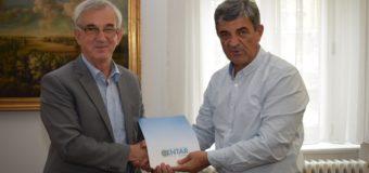 Donacija Općini Ilijaš za obnovu oštećenog mosta