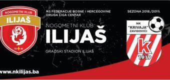 U nedjelju 3. kolo II lige F BiH – grupa Centar