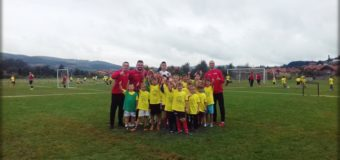 "Svečano otvorena ""Open fun football school"" u Ilijašu"