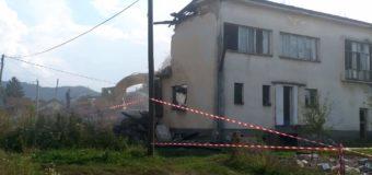 Počelo rušenje zgrade 'samačkog doma' u Ilijašu