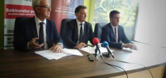 Za početak rekonstrukcije Gradskog stadiona u Ilijašu Vlada KS izdvojila pola miliona maraka