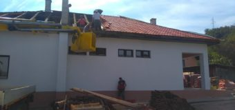 Napreduju radovi na sanaciji i utopljavanju škole u Ljubnićima