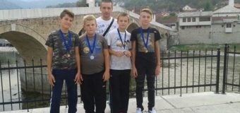 """Uspješan nastup članova KK """"Rašid Buća"""" u Konjicu"""