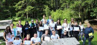 """Realizovan projekat """"Colere"""" – Mladi pokazali da im je stalo do naslijeđa općine Ilijaš"""