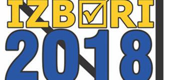 Danas počinje predizborna kampanja za Opće izbore 2018