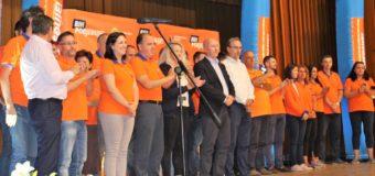 U Ilijašu održan  Centralni predizborni skup Demokratske Fronte