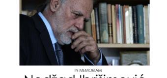 Godišnjica smrti Nedžada Ibrišimovića