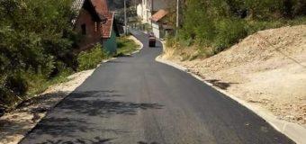 Asfaltiran lokalni put u naselju Sovrle – zaseok Marići