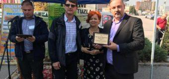 Mahir Dević osvojio zlatnu medalju na Međunarodnom sajmu pčelarstva u Tuzli