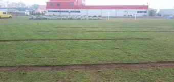 Počeli radovi na uređenju travnjaka Gradskog stadiona Ilijaš